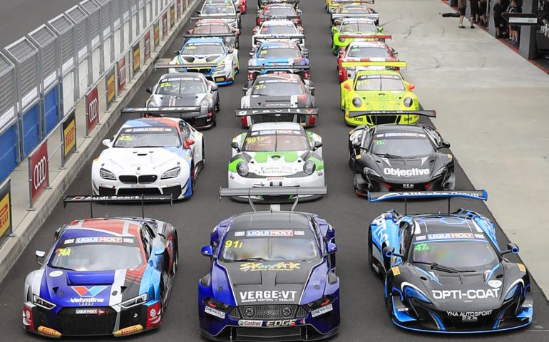 3e37f1fdce4 ANOTHER world-class field will assemble at Mount Panorama for the 2019  Liqui-Moly Bathurst 12 Hour, the opening round of the Intercontinental GT  Challenge ...