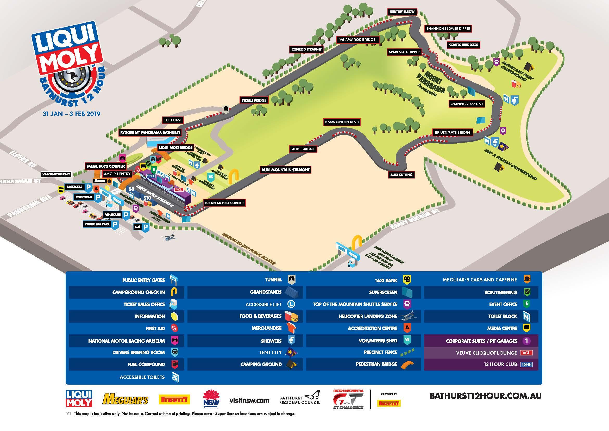SC2018-2019 Track Map