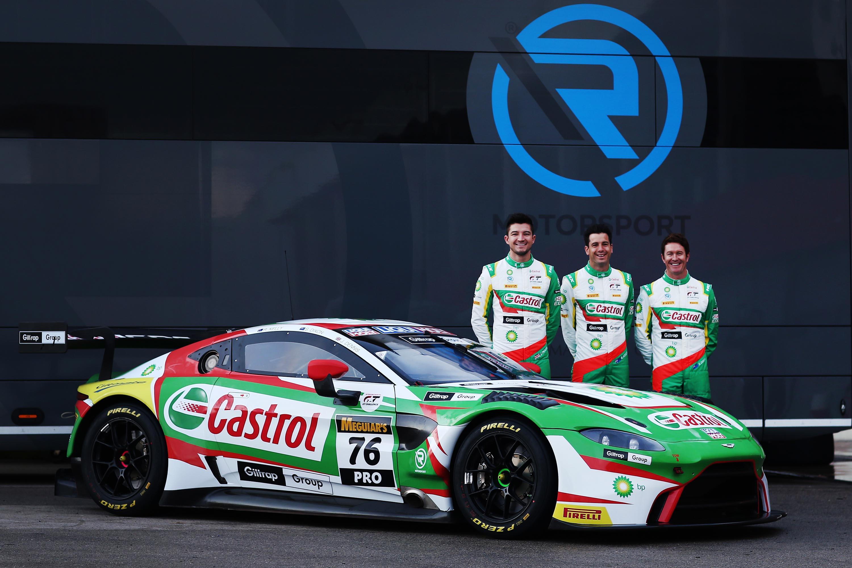 Kelly Dixon Dennis To Pilot R Motorsport Aston Martin In 2020 B12hr Liqui Moly Bathurst 12 Hour